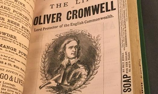 Oliver Cromwell in Nineteenth-Century Fiction and Nonfiction