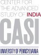 Logo for the Center for the Advanced Study of India