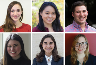 Faculty get to know Penn students as fellow scholars--we rely on your insights to help us find and prepare the next fellowships applicants.